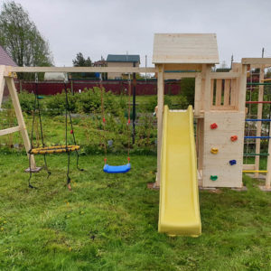 детские площадки для дачи Савушка Мастер