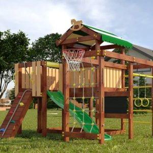 Детский игровой комплекс САВУШКА BABY PLAY – 8