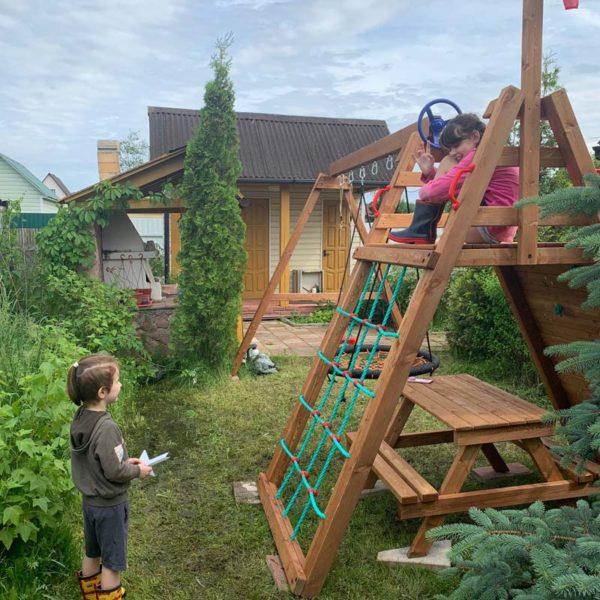 Детская площадка Выше Всех Мини
