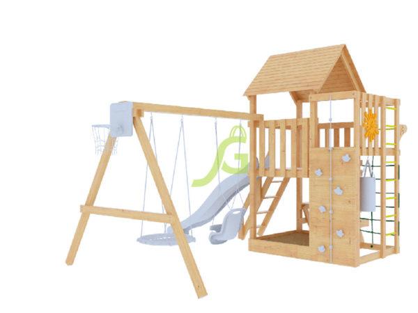 Детская площадка IgraGrad Крафт Pro-5