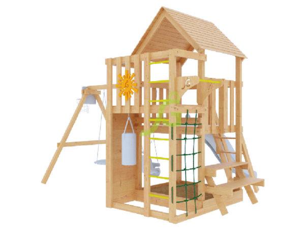 Детская площадка IgraGrad Крафт Pro-3