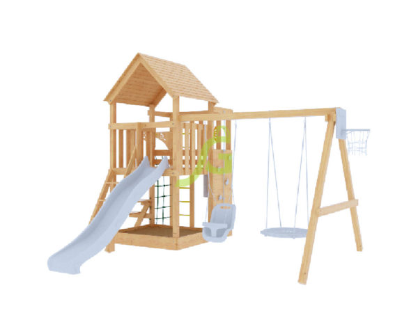 Детская площадка IgraGrad Крафт Pro-2