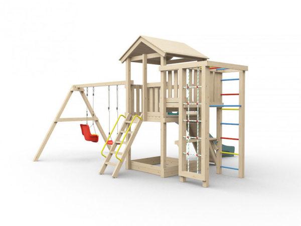 Детская игровая площадка Лео-3