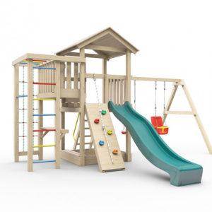 Детская игровая площадка Лео