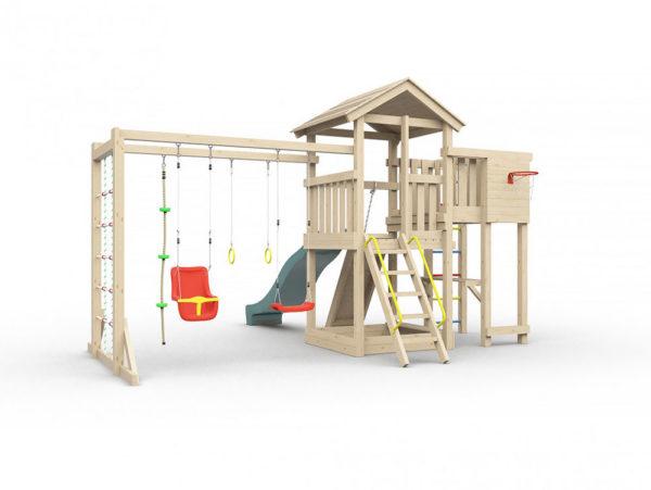 Детская игровая площадка Лео макси-2