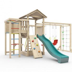 Детская игровая площадка Лео макси