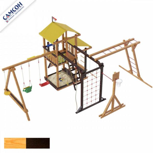 Детская площадка Кирибати Семейная 1