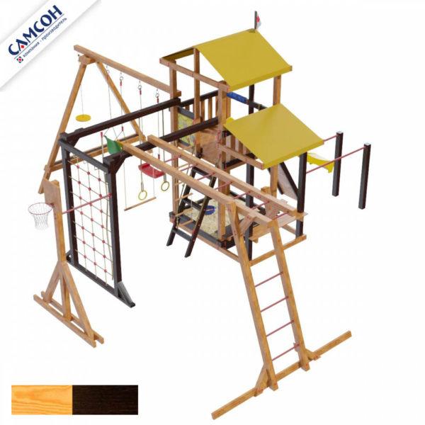 Детская площадка Кирибати Семейная 2