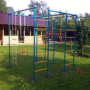 Детские площадки для дачи ЧЕ-СПОРТ