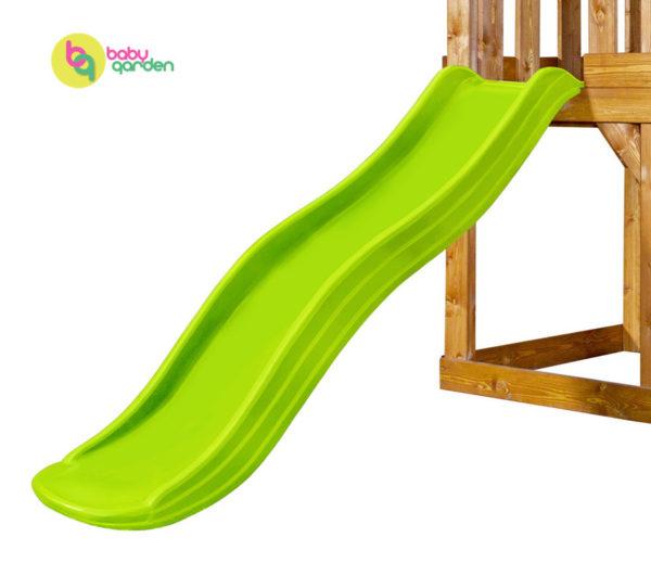 Детская игровая площадка Babygarden Play 1 (light green)-1