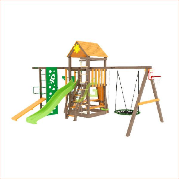 Детская площадка IgraGrad Спорт 1-2