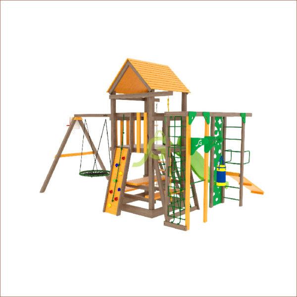 Детская площадка IgraGrad Спорт 1-4