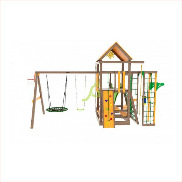 Детская площадка IgraGrad Спорт 1-5