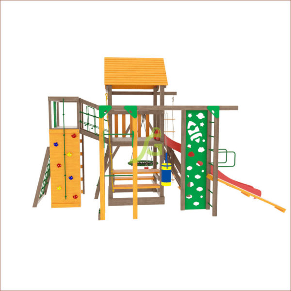 Детская площадка IgraGrad Спорт 2-1