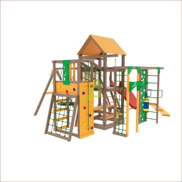 Детская площадка IgraGrad Спорт 2-2
