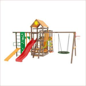 Детская площадка IgraGrad Спорт 2-4