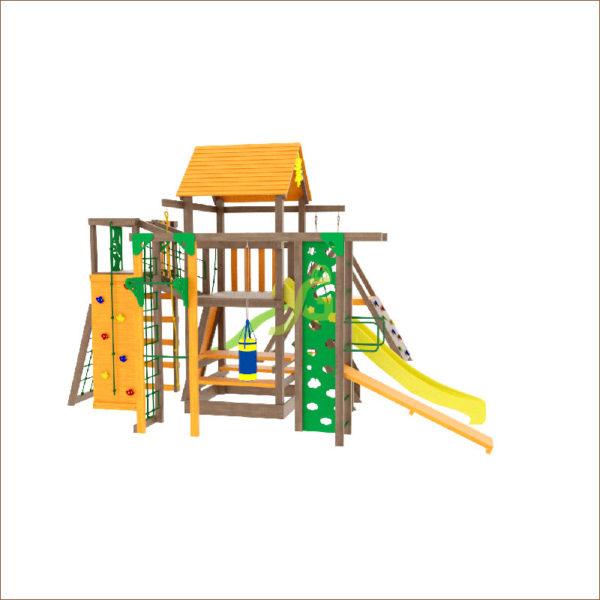 Детская площадка IgraGrad Спорт 3-1