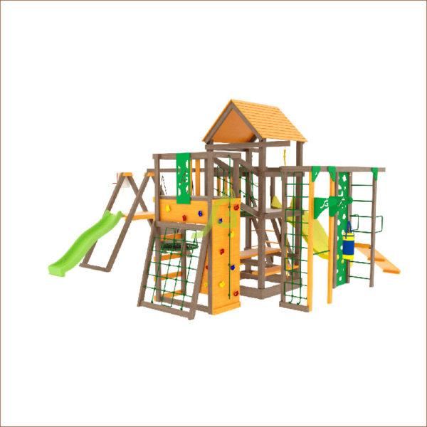 Детская площадка IgraGrad Спорт 3-2