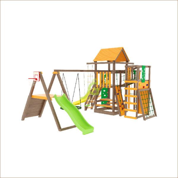 Детская площадка IgraGrad Спорт 3-4