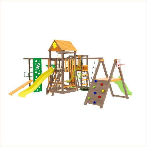 Детская площадка IgraGrad Спорт 3-5