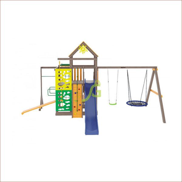 Детская площадка IgraGrad Спорт 4-3