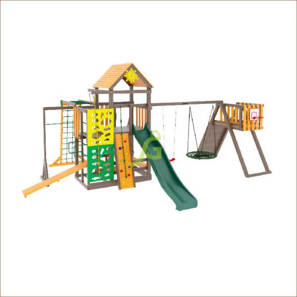 Детская площадка IgraGrad Спорт 5-4