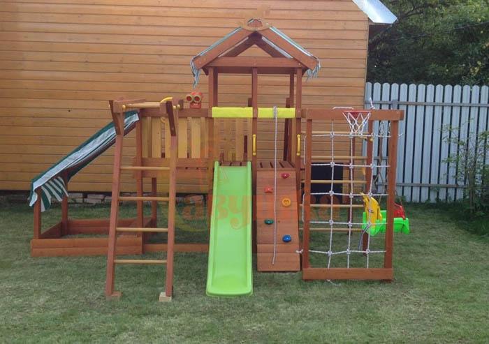 Детская площадка Савушка Baby play 13-фото-700