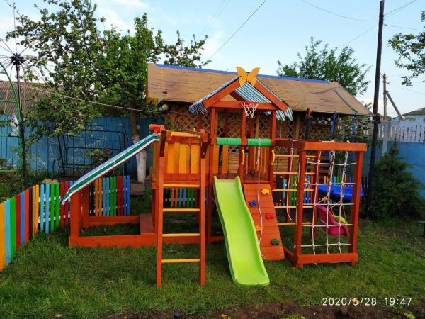 Детская площадка Савушка Baby play 13 фото1