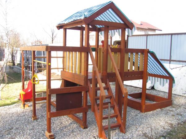 Детская площадка Савушка Baby play 13 фото3