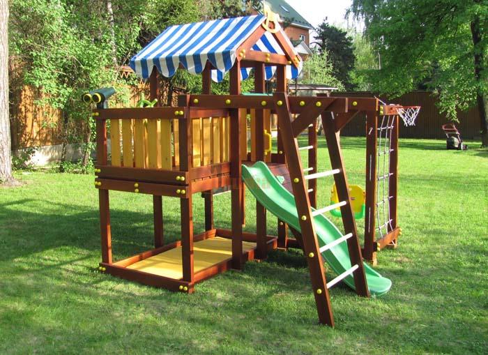 Детская площадка Савушка Baby play 5-700