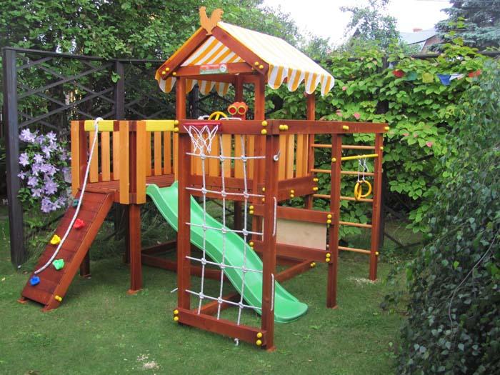 Детская площадка Савушка Baby play 8-фото-700