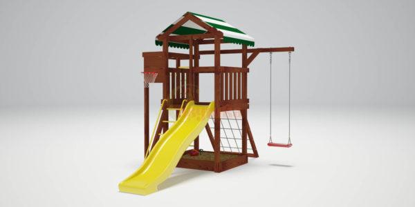 Детская площадка Савушка ХИТ 1-5