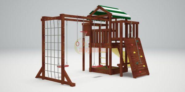 Детская площадка Савушка ХИТ 3-2