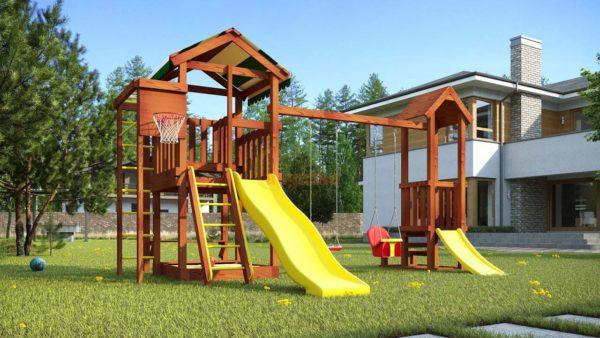 Детская площадка Савушка ХИТ 4 - 1280