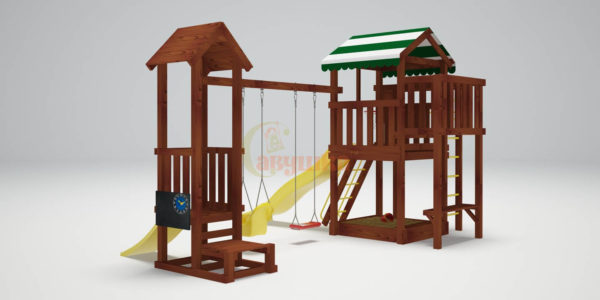 Детская площадка Савушка ХИТ 4-2-720