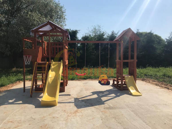 Детская площадка Савушка ХИТ 4 фото