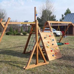 Детская площадка Выше Всех Мини Спорт