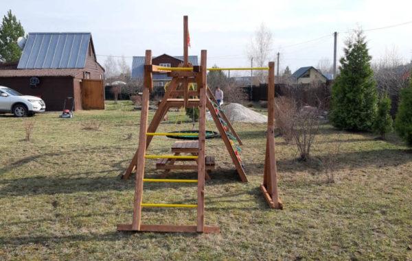 Детская площадка Выше Всех Мини Спорт-фото2