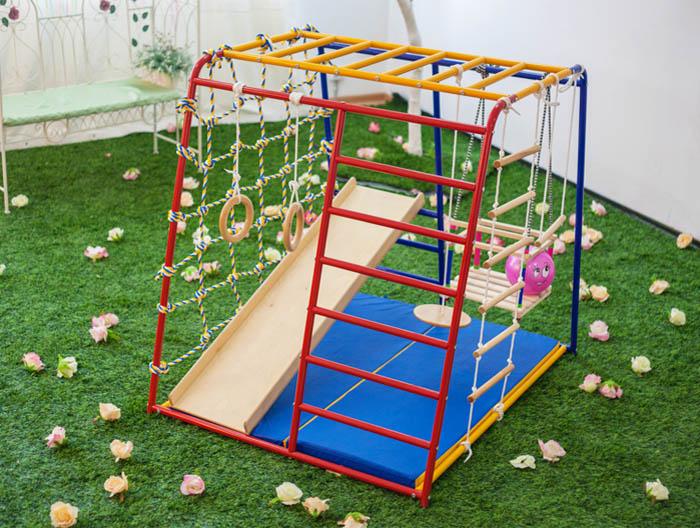 Детские спортивно-игровые комплексы SportsWill Baby Hit