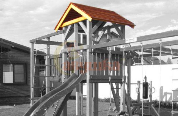 Крыша деревянная для серии Савушка 1000
