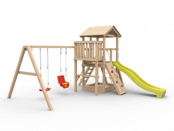 Детская игровая площадка Барни