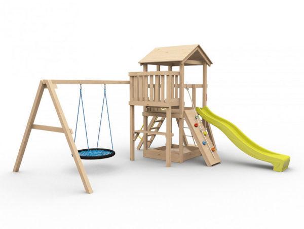 Детская игровая площадка Барни с гнездом