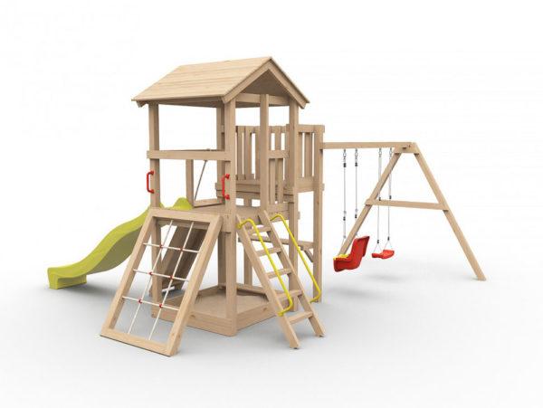 Детская игровая площадка Барни1