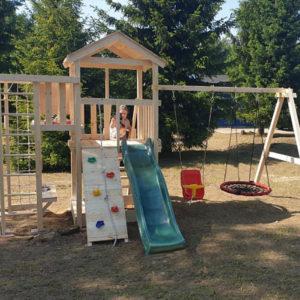 Детская площадка для дачи 1