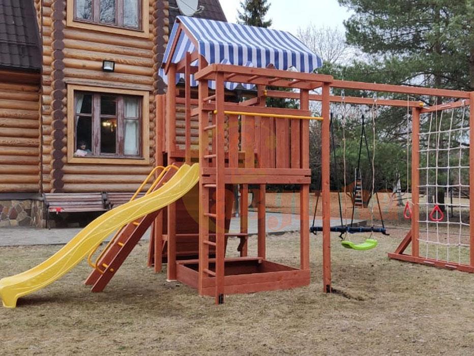 Детская площадка для дачи 2