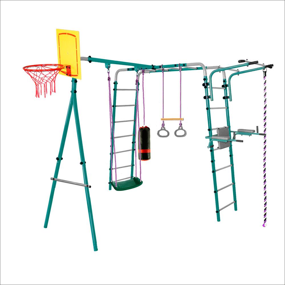 Детская площадка для дачи Midzumi Hanabi Medium
