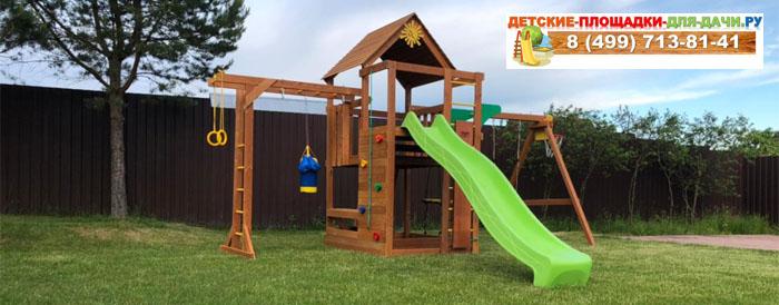 Детская площадка Крафт Pro 4 сборка