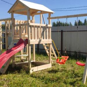 Детская площадка Лео фото