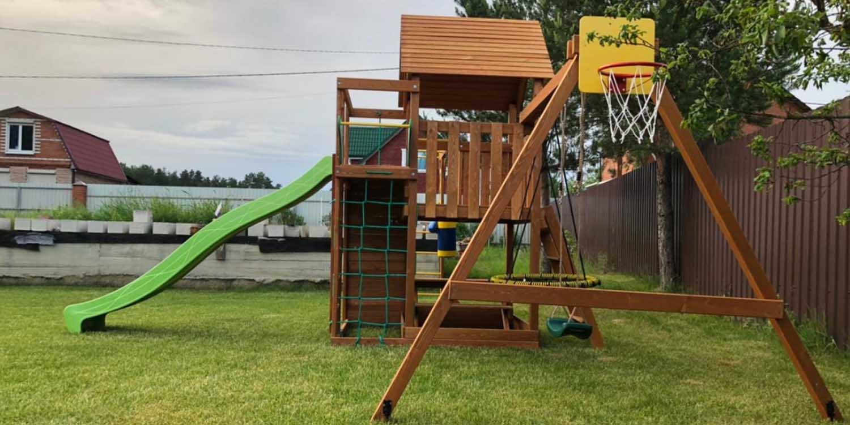 детские площадки IgraGrad DIY