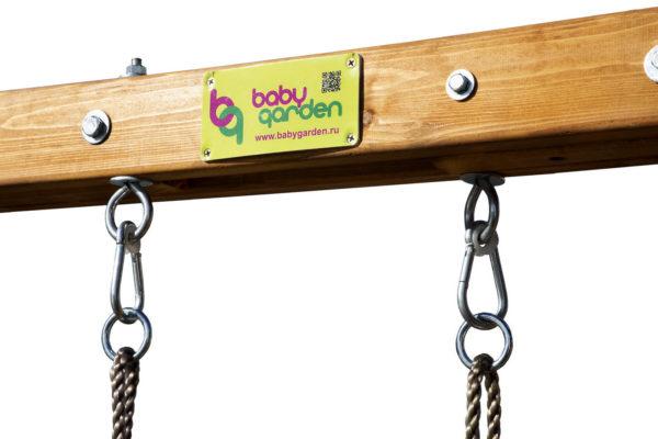 Детская игровая площадка Babygarden Play бренд